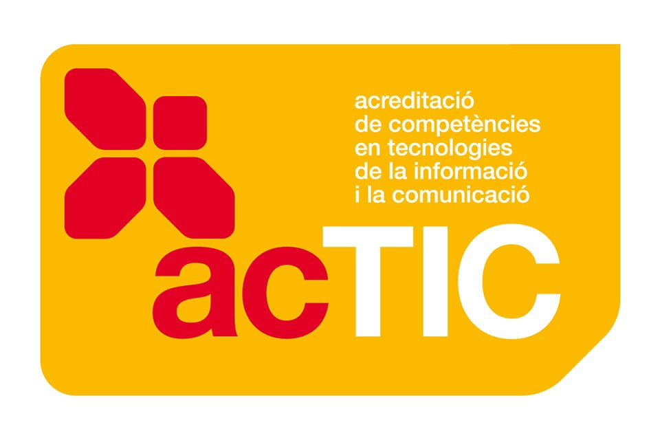 Centre acreditat ACTIC