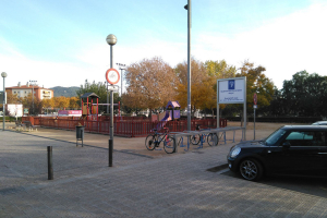 Estacionament de bicicletes